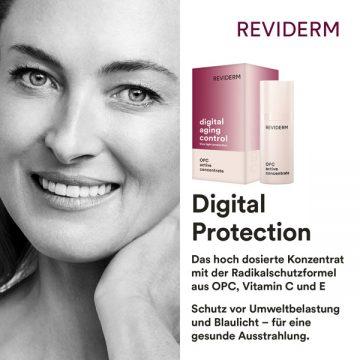 REVIDERM OPC active concentrate: Konzentrat für die reife Haut.