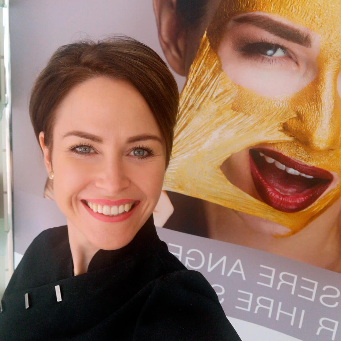 Anne Bielig im Beautyinstitut pure anne