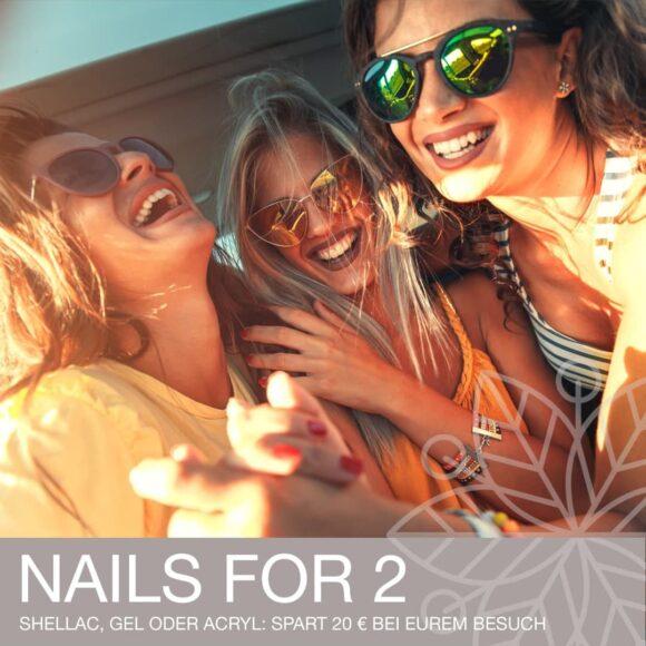 Nails for 2: Schöne Nägel im Sommer 😍